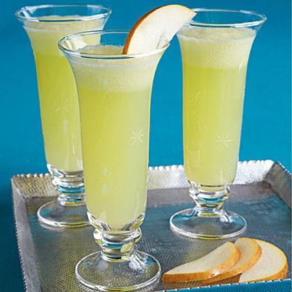 Asian Pear Sparkler Recipe