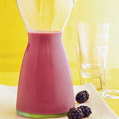 Blackberry Shake Recipe