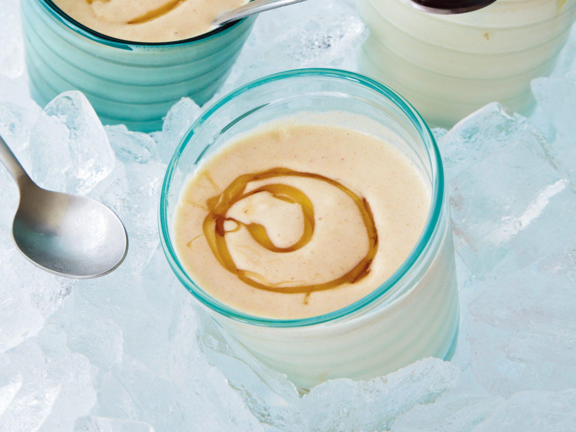 Honey-Peanut Butter Shake