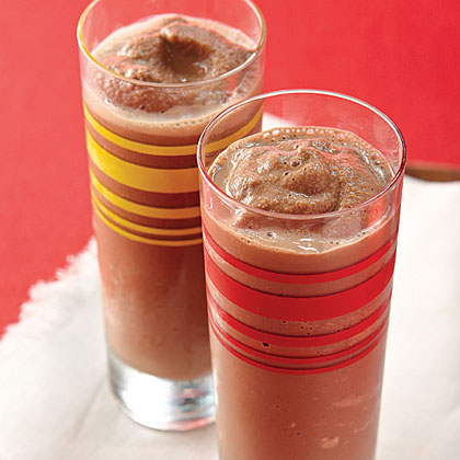 Mexican Cocoa Smoothie