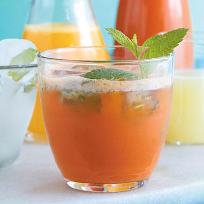 Orange-Carrot Refresher