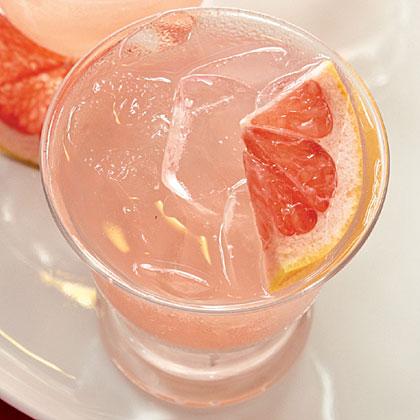 Pink Grapefruit Fizz Recipe