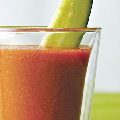 oh-Spicy Bloody Mary Smoothie