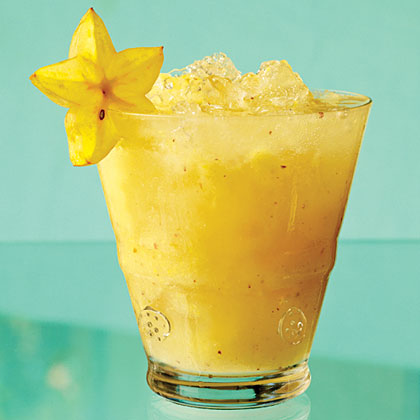 Star Fruit Quencher Recipe