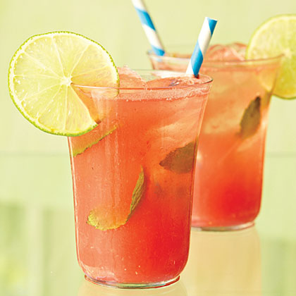 Watermelon Mojito Smash