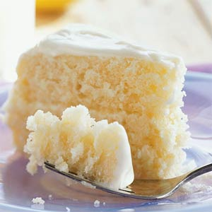 Cake of the Day: Lemonade Layer Cake