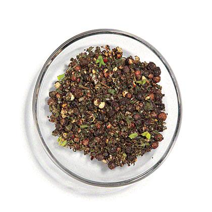 Black Peppercorn Rub