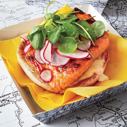 Pacific Northwest Burger Recipe