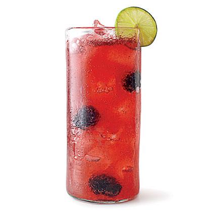 Blackberry-Lime Agua Fresca Recipe