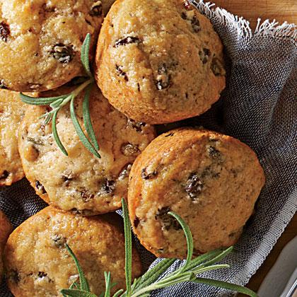 Fresh Rosemary Muffins Recipe