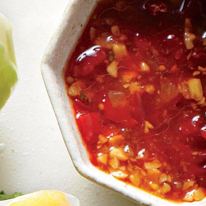 Sweet Pepper-Peanut SauceRecipe
