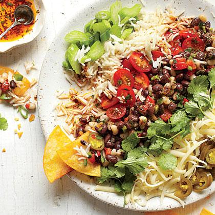 Texas Caviar Rice and Beans Recipe