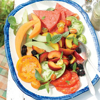 Tomato-and-Fruit SaladRecipe