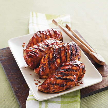 Grilled Taco Spiced Chicken