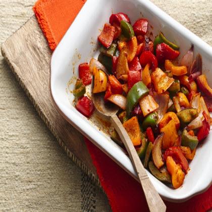 Seasoned Oven Roasted Veggies