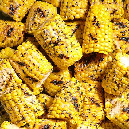 Grilled Corn Cobettes