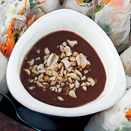 Hoisin-Peanut Dipping Sauce Recipe