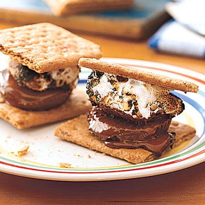Peanut Butter S'mores Recipe