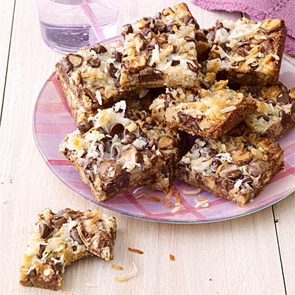 Malted Magic Cookie Bars Recipe