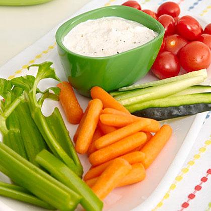 Parmesan-Sour Cream Dip Recipe
