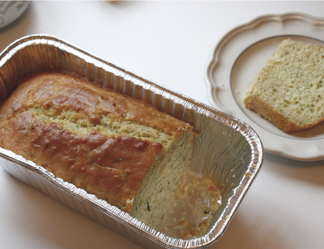 Recipe Review: Yogurt-Zucchini Bread
