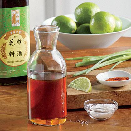 Sesame Dipping Sauce Recipe