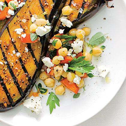 Chickpea-Feta Salad Recipe