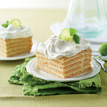 Key Lime Icebox Cake Recipe