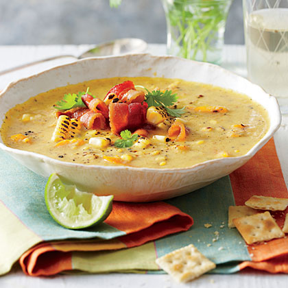 Maque Choux Soup Recipe