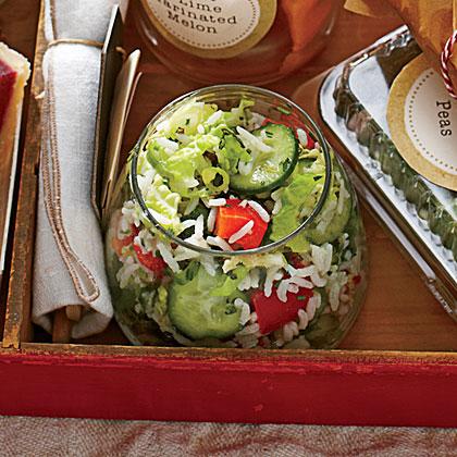 Summer Rice Salad