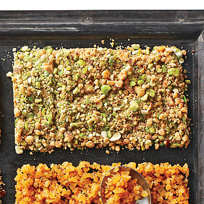 Wasabi Peas & Almonds Coating