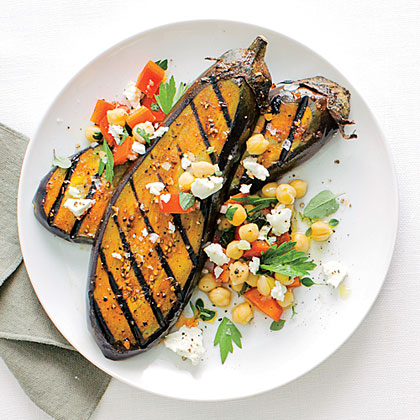 Spiced Eggplant Cutlets