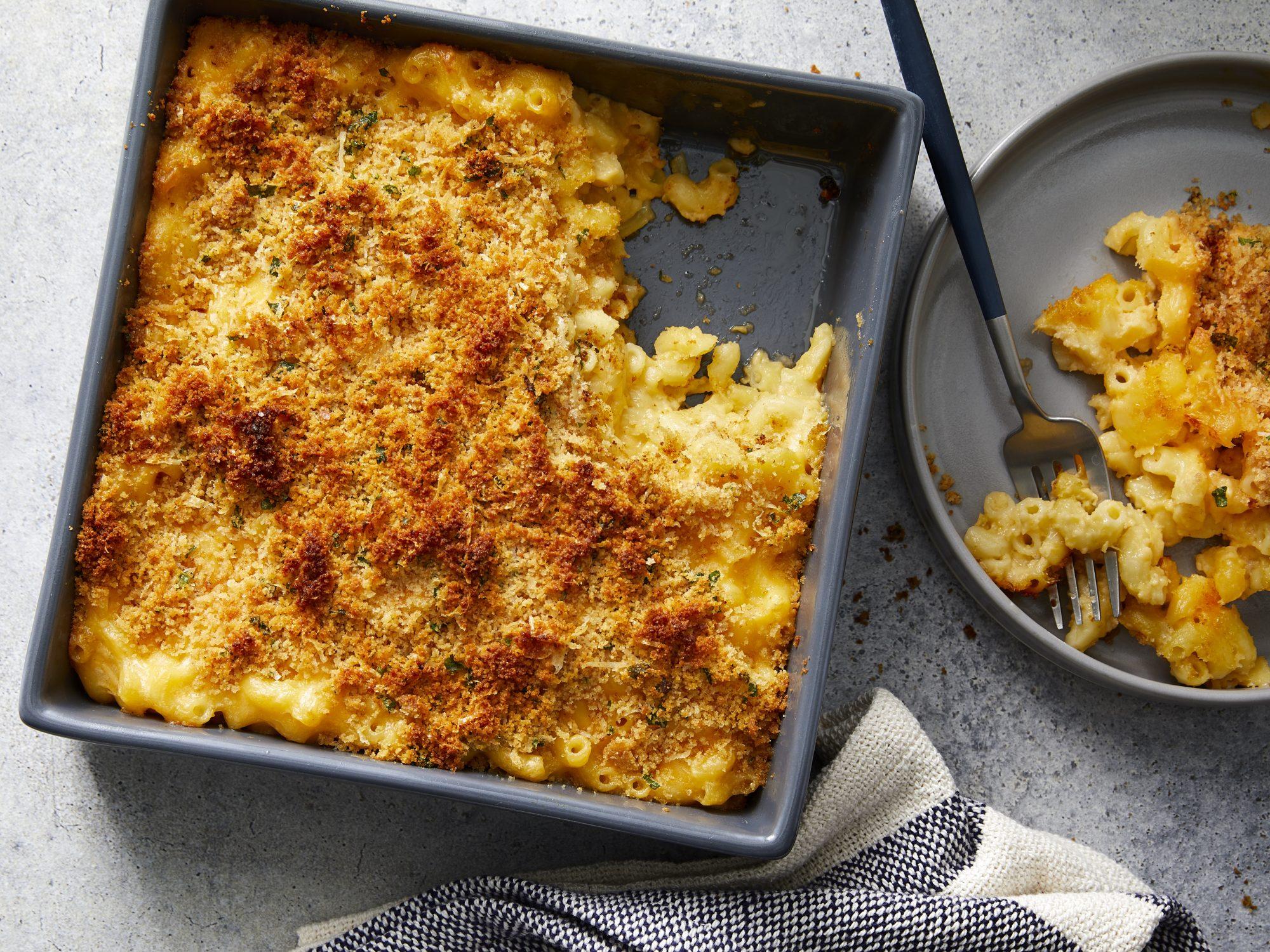 mr- baked macaroni and cheese reshoot