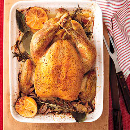 Classic Roast Chicken Recipe - 0 | MyRecipes