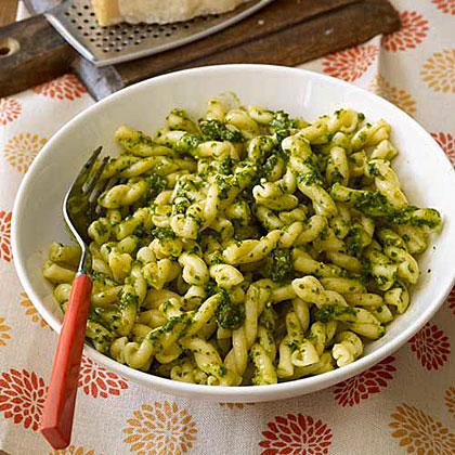 Parsley-Pepita Pesto Recipe