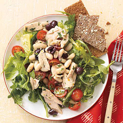 Tuna and White Bean Salad