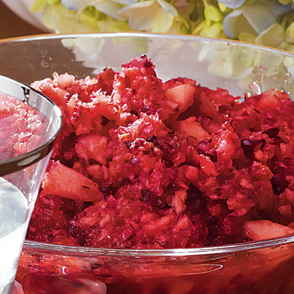 Cranberry Clementine Relish