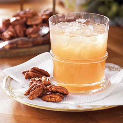 Grapefruit-Ginger Bourbon Sour