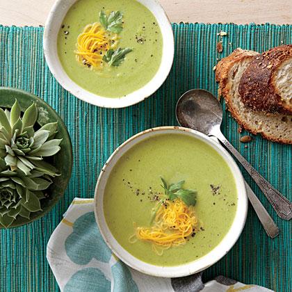 Broccoli-Cheese SoupRecipe