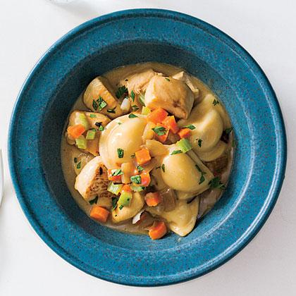 Chicken and Pierogi Dumplings