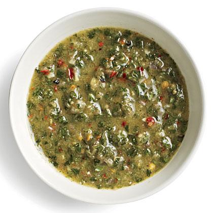 Chimichurri Broccoli Recipe