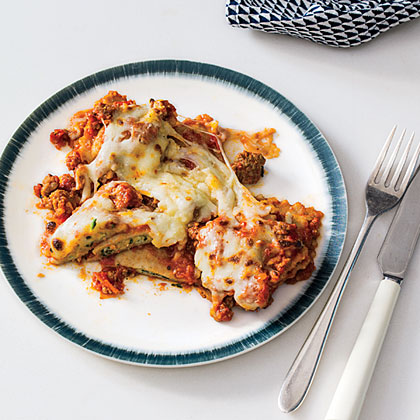Easy Ravioli Lasagna
