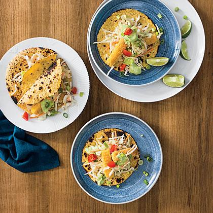 Fish Stick Tacos Recipe