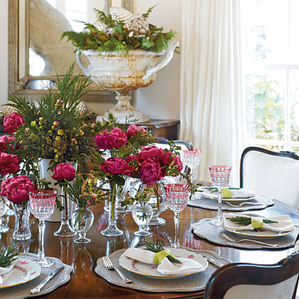 oh-Perfectly Pink Table Setting