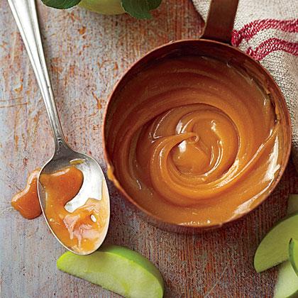 Apple Cider Caramel Sauce Recipe