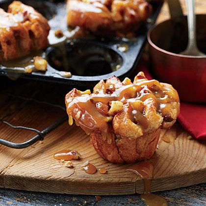 Caramel Apple Fantans