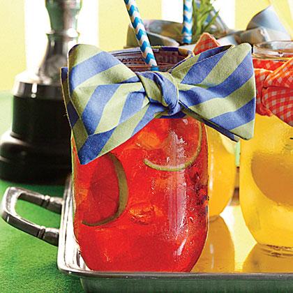 Homemade Cherry Soda Recipe
