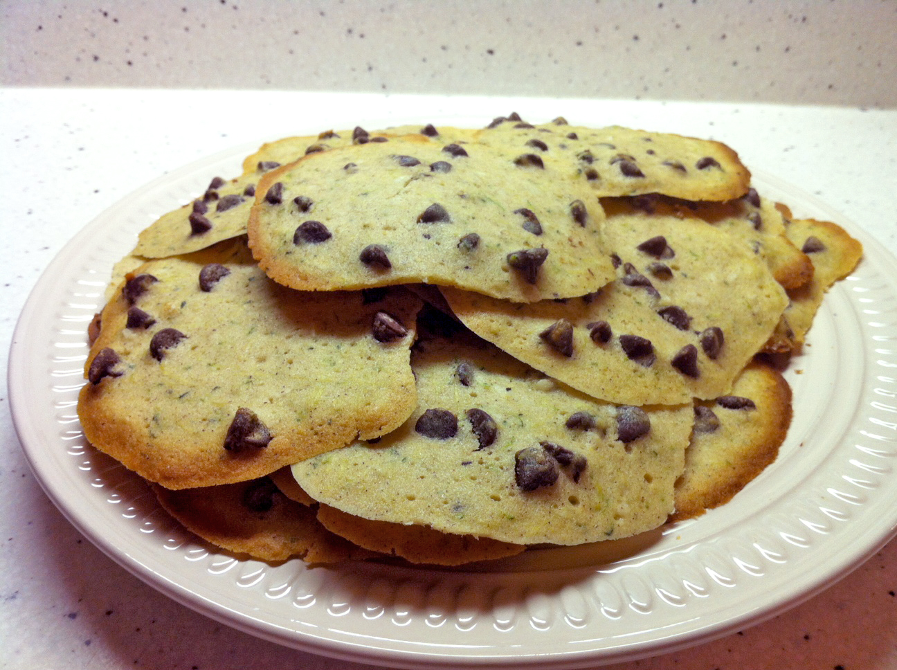 Must-Bake Zucchini Cookies