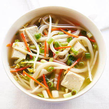 Tofu Noodle Bowl Recipe