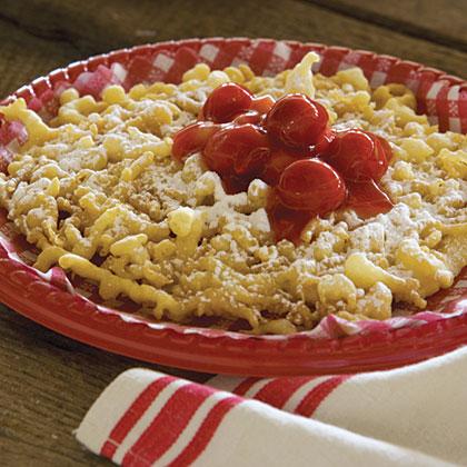 Fair-Winning Funnel Cakes Recipe